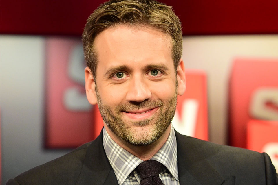 The 47-year old son of father (?) and mother(?) Max Kellerman in 2021 photo. Max Kellerman earned a  million dollar salary - leaving the net worth at  million in 2021