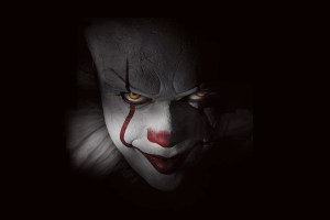Pennywise the Clown from Stephen King's IT