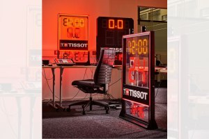 NBA & Tissot to Unveil New Shot Clock System