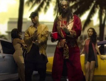 Snoop Dogg ft. Jeremih - Point Seen Money Gone (Video)