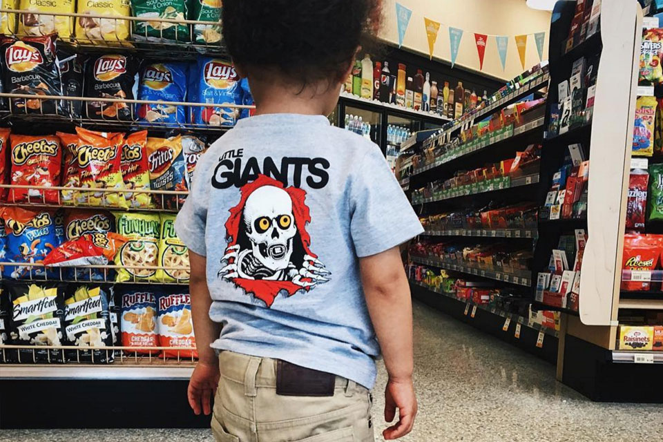 3ff6fa52 Little Giants is a streetwear-style brand for the kiddoes that parodies  some of the most sought-after streetwear brands.