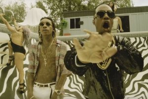 Juicy J, Wiz Khalifa & TM88 - All Night (Video)