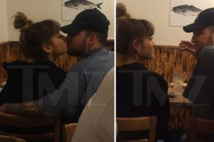 Ariana Grande & Mac Miller Spotted Making Out