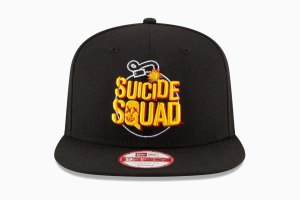 Suicide Squad x New Era Cap Collection