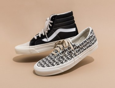 Fear of God x Vans 2016 Collaboration