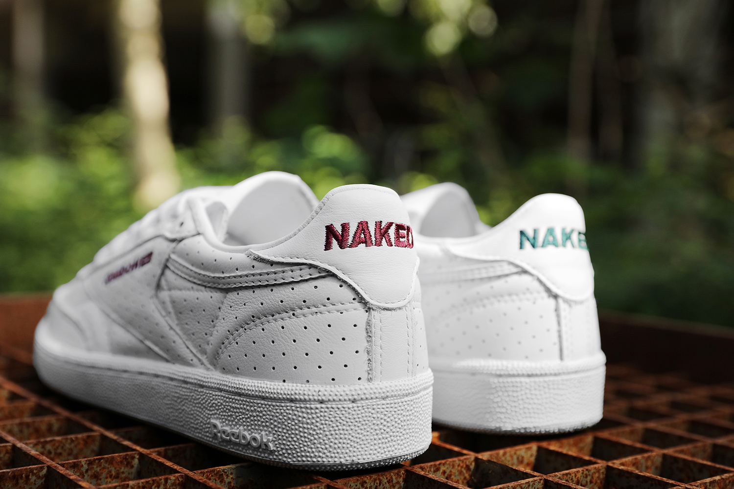 500395dce273 Naked x Reebok Summer 2016 Collection