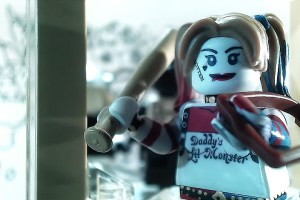 Suicide Squad Trailer Recreated in LEGO