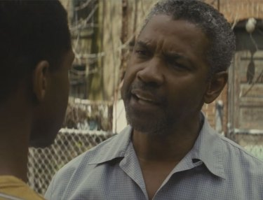 Fences teaser trailer