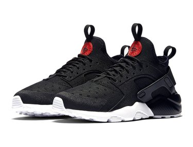 Nike Air Huarache Ultra Black/Red