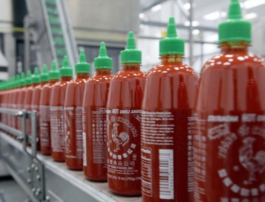 How Sriracha is Made