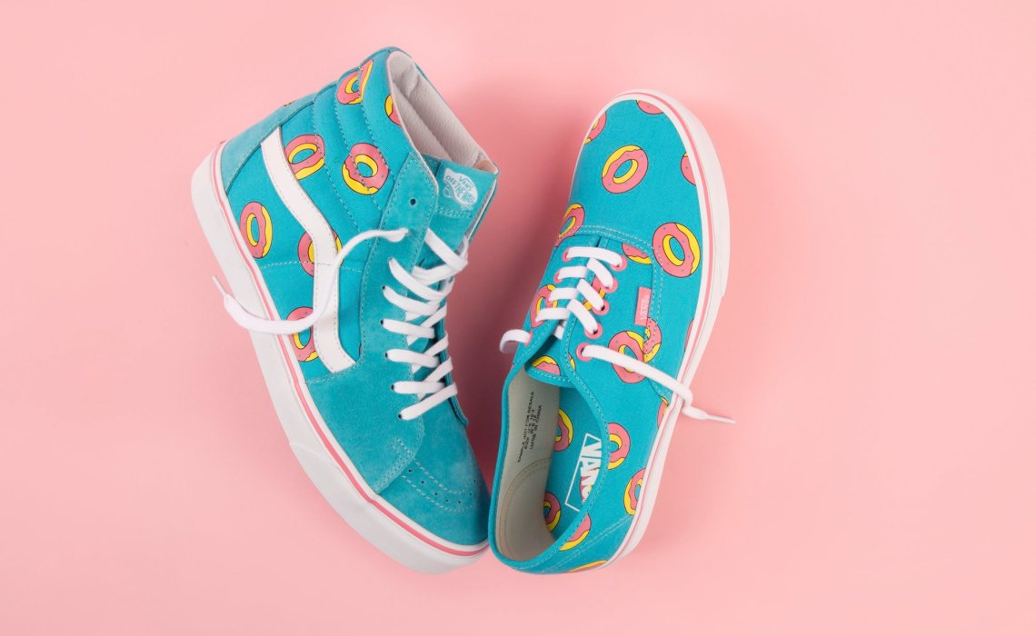 980026c4db Odd Future x Vans Fall 2016 Pack