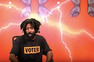 Watch Murs Attempt to Set 24-Hour Rap World Record