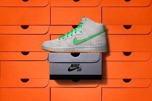 Nike SB Dunk High Gray Box