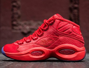 Teyana Taylor x Reebok Question Mid