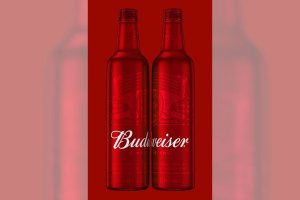 Budweiser Holiday 2016 bottles
