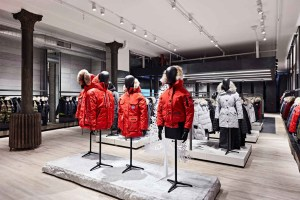 Canada Goose New York store