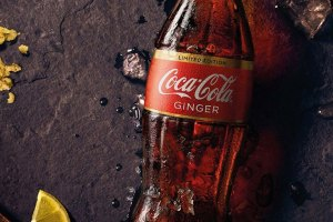 Coca-Cola Ginger