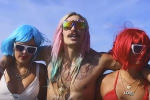 James Franco x RiFF RAFF - Only In America (Video)