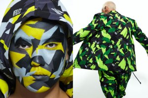 Mountain Dew x VFILES Camo Out Collection