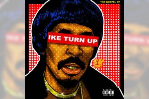 Nick Cannon - The Gospel Of Ike Turn Up Mixtape