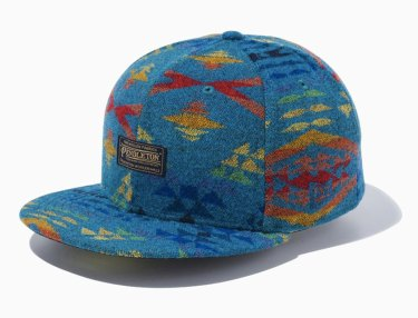 Pendleton x New Era Caps