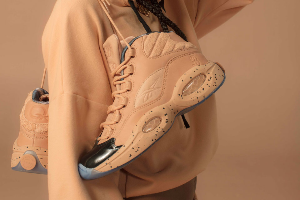 Melody Ehsani x Reebok Question Mid bfb7e0eec069