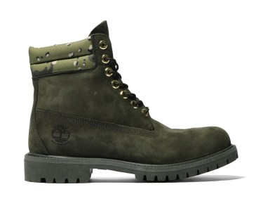 Kinetics x Timberland 6-Inch Boot in Olive