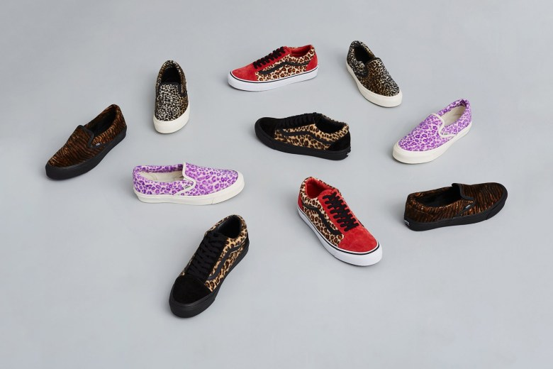 Opening Ceremony x Vans Vault Big Cat Pack