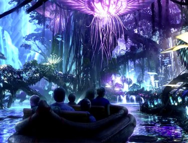 Disney Pandora: The World of Avatar Theme Park