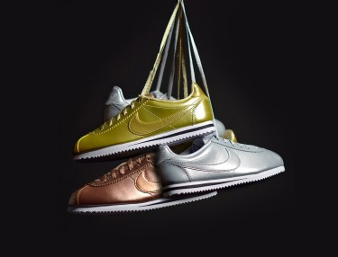 Nike Cortez Metallic Colorways