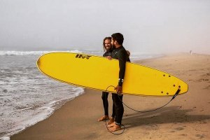 Hurley Surf Club experience