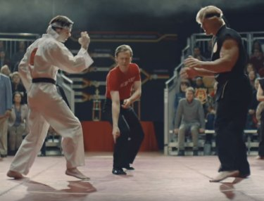 John Cena SNL Karate Kid Spoof