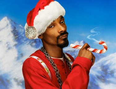 Snoop Dogg as Santa Claus