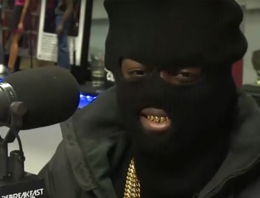 Kodak Black on The Breakfast Club