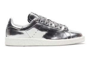 Adidas Stan Smith Boost Metallic Silver