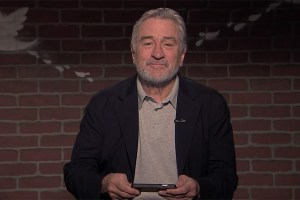 Robert De Niro Mean Tweets