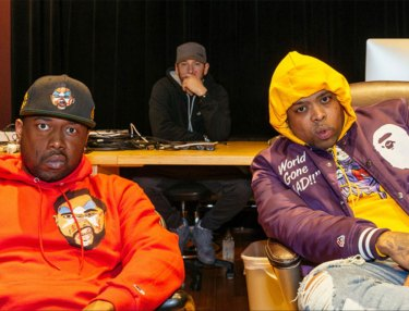 Eminem, Westside Gunn and Conway