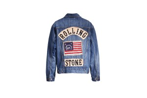 Levi's x Rolling Stone 50th Anniversary Capsule