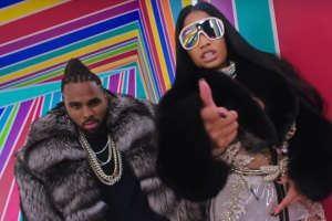 Jason Derulo Swalla Video
