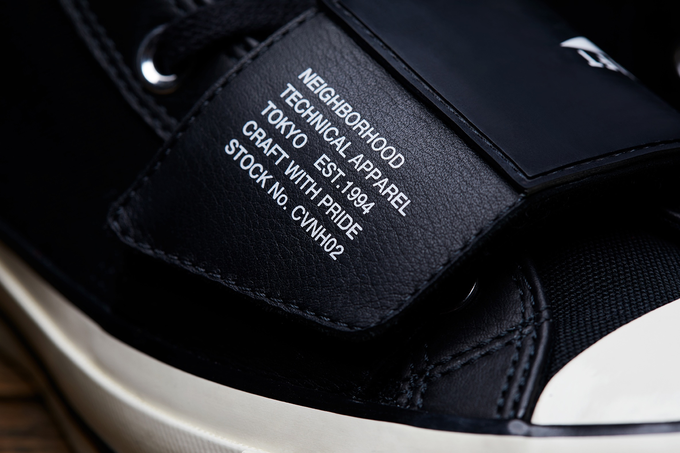 955bf831fbdd Images of Converse x Neighborhood Collaboration Teased