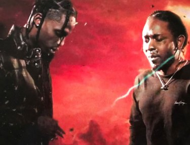Travis Scott ft. Kendrick Lamar - Goosebumps (Video)