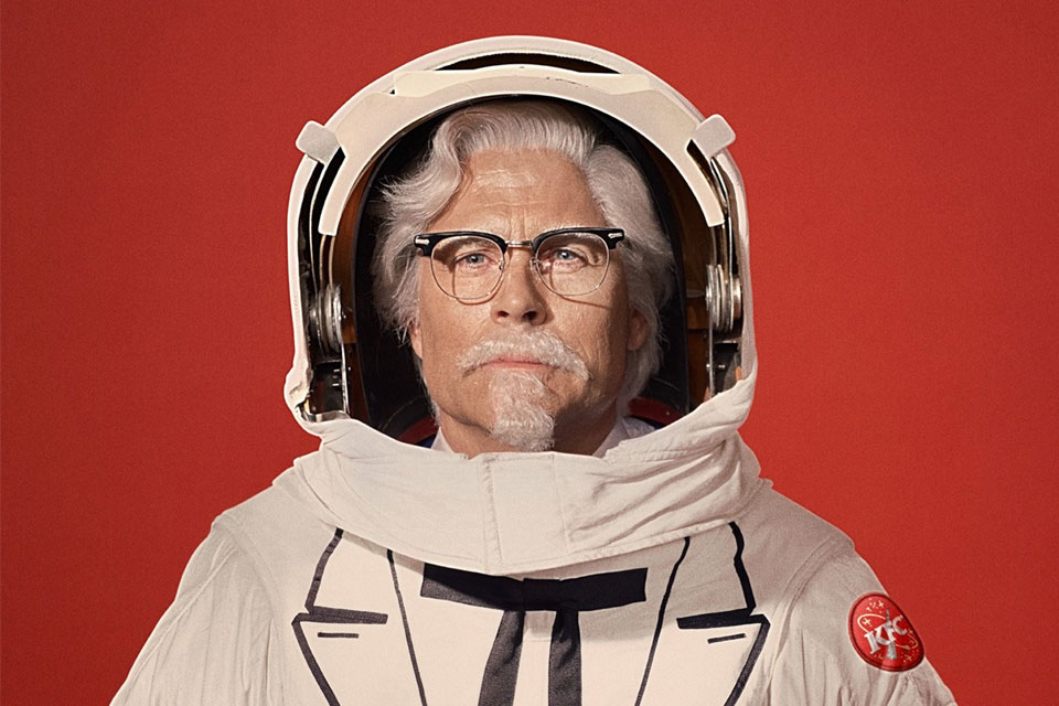 Rob Lowe is new KFC Colonel Sanders