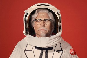 KFC Introduces Rob Lowe As New Colonel Sanders