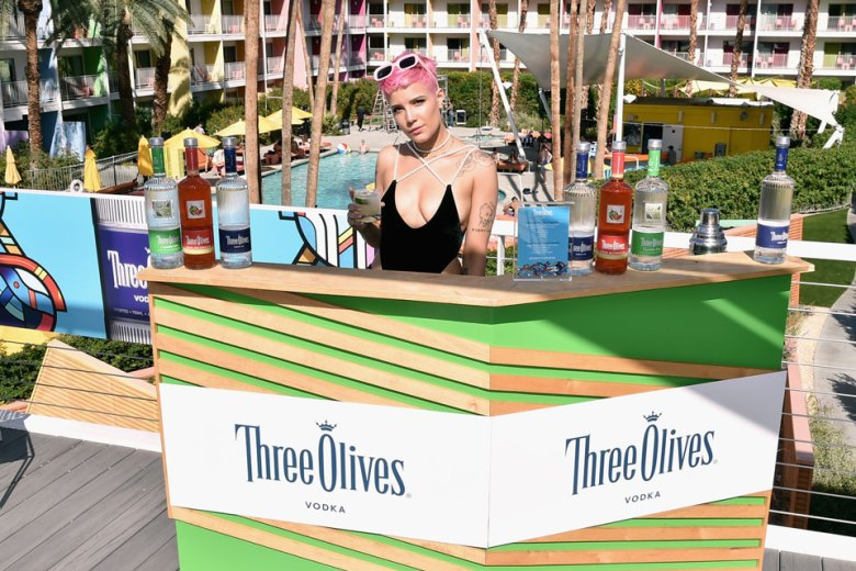 Three Olives & Halsey Helped Us #FindOtherness On the Road to Coachella