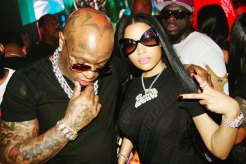 Birdman and Nicki Minaj