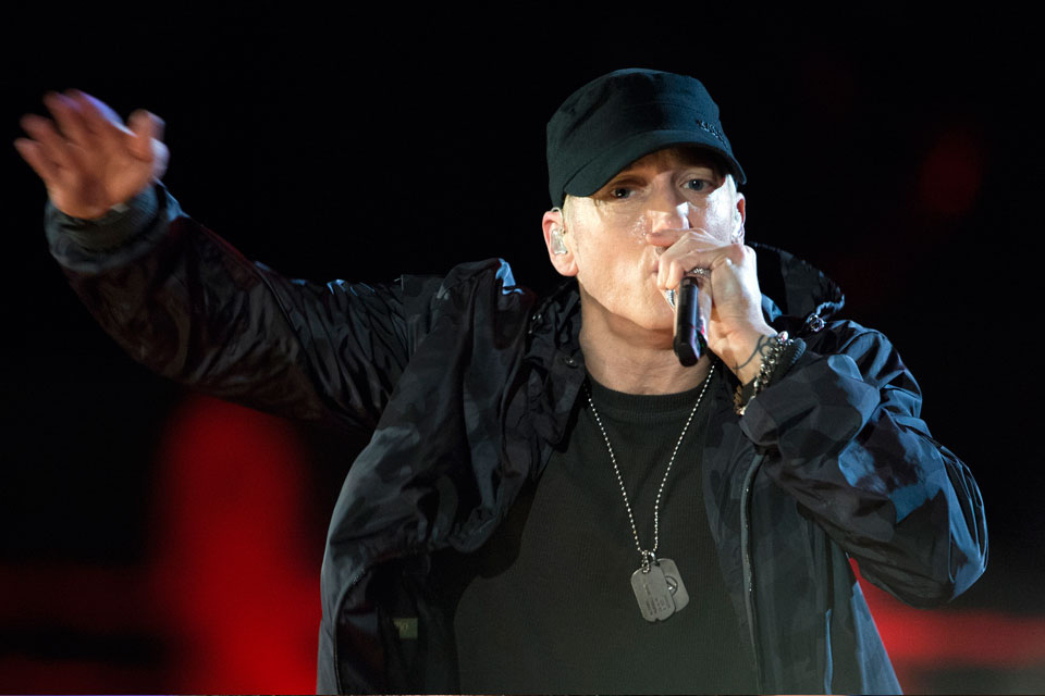Eminem Is Rocking a New Beard and Twitter Is Freaking Out