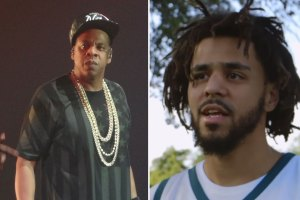 Jay Z and J. Cole