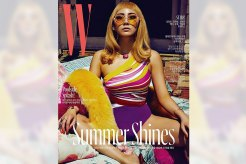K-Pop Star CL Stuns in W Magazine Spread