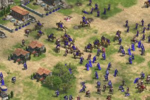 Age of Empires Remastered With Definitive Edition