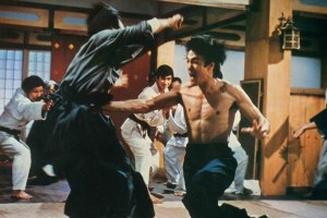 Bruce Lee Real Fight video